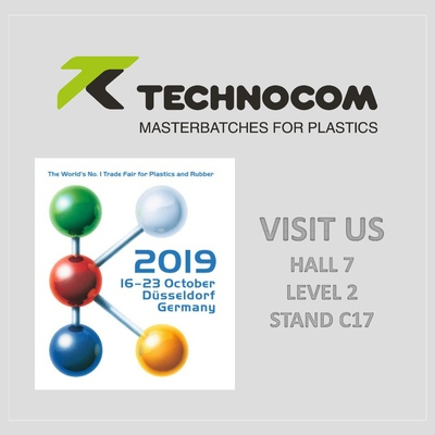MEET TECHNOCOM AT K 2019